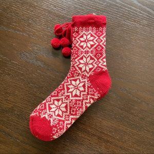 Eddie Bauer Cozy Winter Socks
